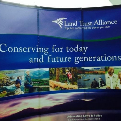 Land Trust Alliance Rally