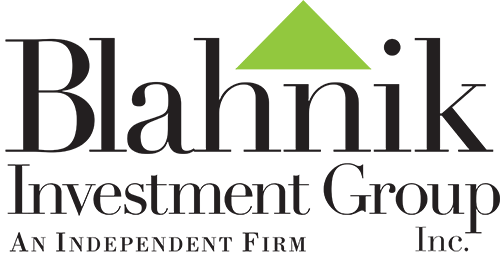Blahnik Investment Group