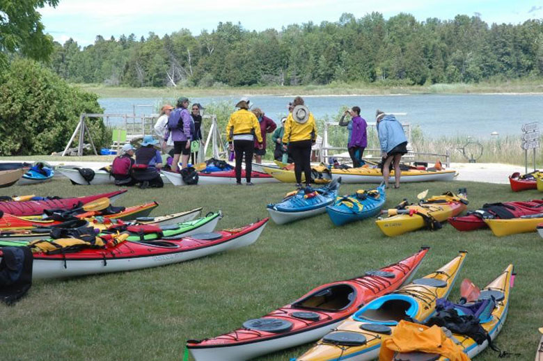 Rutabaga Sea Kayak Symposium Auction