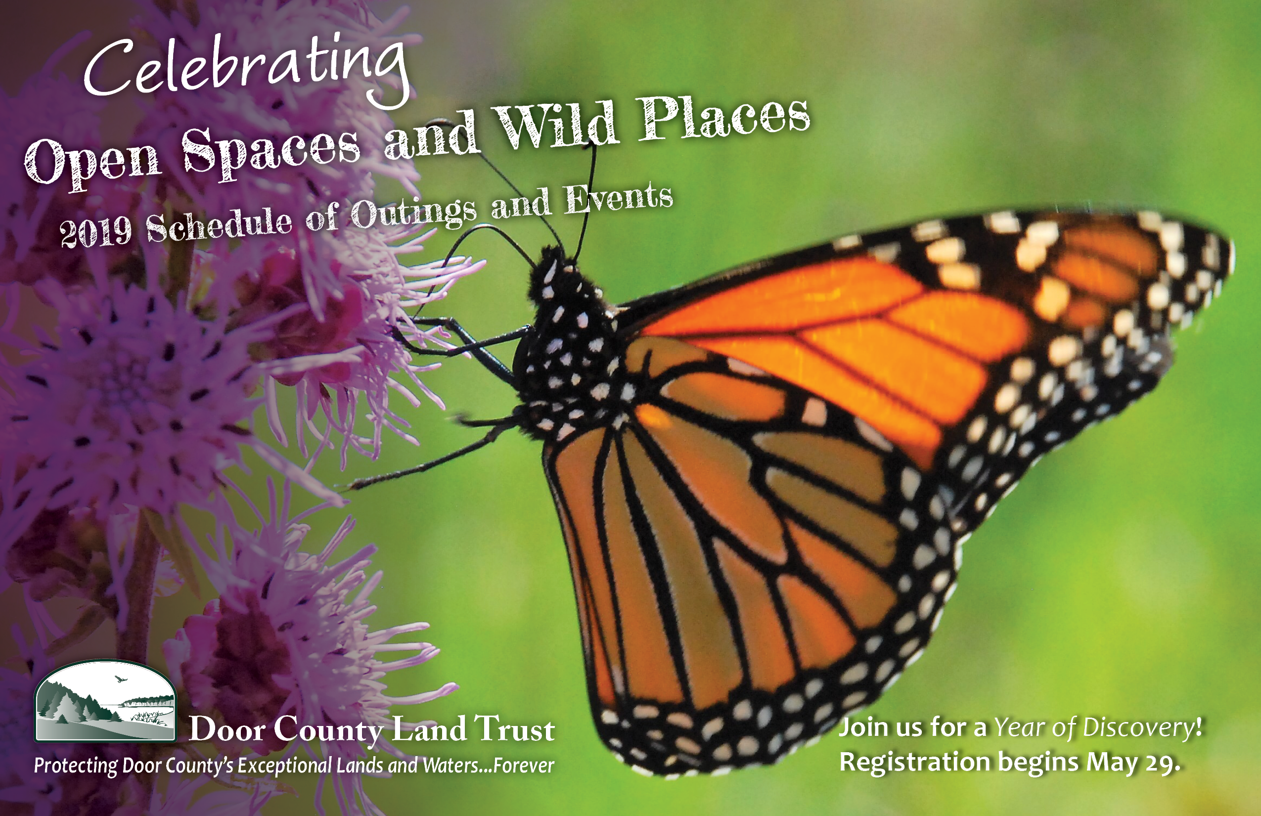 Celebrating Open Spaces and Wild Places